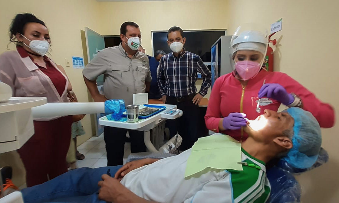 Centro odontológico en Santa Ana 1